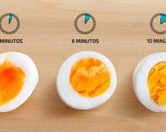 Como cozer ovos na perfeição