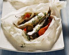 Receitas com sardinhas
