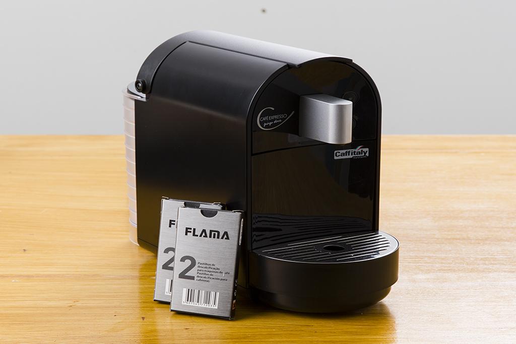 Pingo doce citadina cápsulas de café máquinas e café.