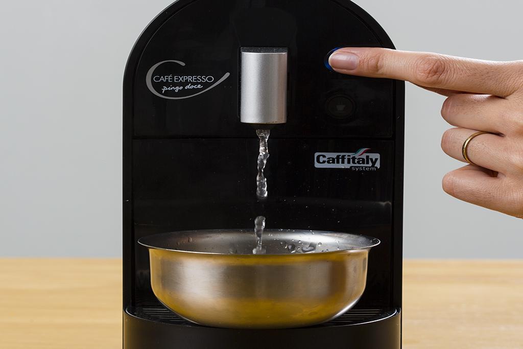 Máquina café expresso pingo doce.