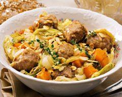 Receitas com carne da Dieta Mediterrânica