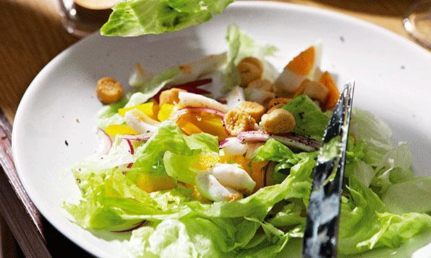 Salada de pota