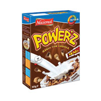 Cereais Nacional Power