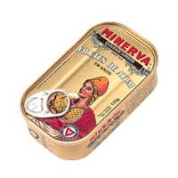 Filetes Minerva De Atum Em Azeite 125Gr