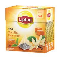 Lipton Baunilha Caramelo