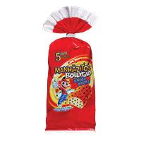 Bolo Manhãzitos | Chocolate 5Unidades