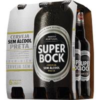 Super Bock S/alc Preta 33Cl