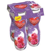 Iogurte Líquido Corpos Danone Vários Sabores Pack