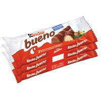 Snack Choc Kinder Bueno T2X3 129G