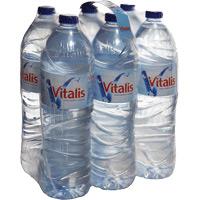 Agua Vitalis 6X1,5Lt