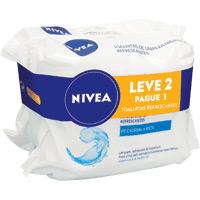 Toalh Limp Pele Normal Nivea Visage L2P1
