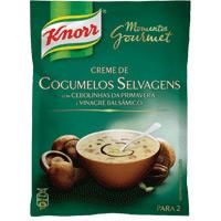 Sopa Knorr Gourmet Cogumelos 61Gr