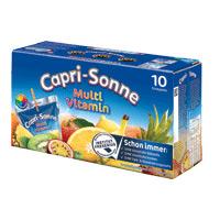 Sumo Capri Sonne Multivitaminas 20Cl