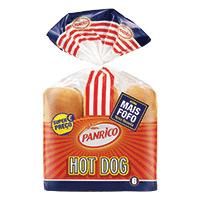 Pão Panrico Hot Dog 6 Un Super Preço