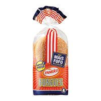 Pão Panrico Burger Sés 4Un Super Preço
