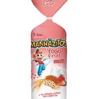 Bolo Snack Manhãzitos Yogofruit Mor 5Un