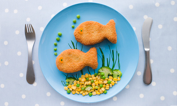 Comida para crianças: pratos divertidos