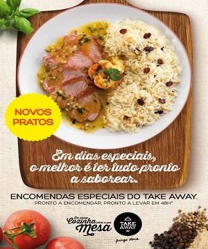 Comida Pronta | Catalogo de Encomendas