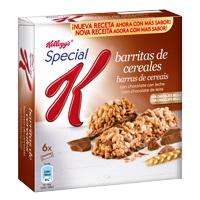 B.cereais Special K Chocol.leite 6X21,5G
