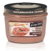 Paté Pingo Doce Pato 125Gr