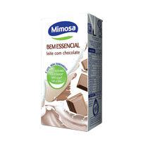 Leite Uht Mimosa C/chocolate 200Ml