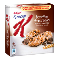 Barra Special K Biscuit Chocolate 5X25 G