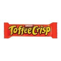 Snack Choc. Toffee Crisp 38G