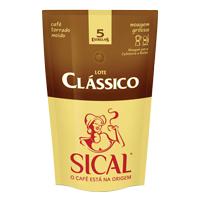 Café Sical Lote 5 Estrelas M.grossa 250G