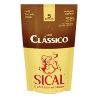 Café Sical Lote 5 Estrelas M.normal 250G
