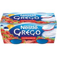 Iog Grego Nestlé 4X12, Maracujá/citrinos