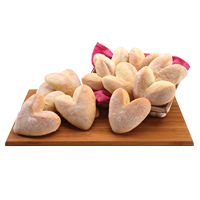 Pão São Valentim 50 G