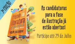 3ª Edição Prémio Literatura Infantil