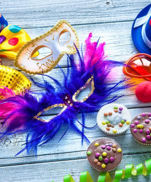 É Carnaval no Pingo Doce: máscaras a metade do preço