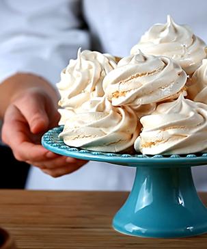 Como fazer merengue