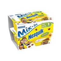Iogurte Bic Nestlé Nesquik Baunilha 2X116G