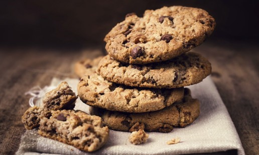 Bolachas Cookies & Cream