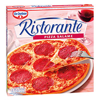 Pizza Salame   Ristorante Dr. Oetker 320g