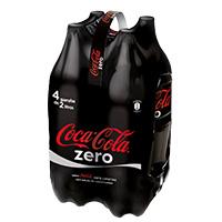 Coca Cola Zero 2Lt