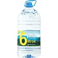 Água Fastio 6L