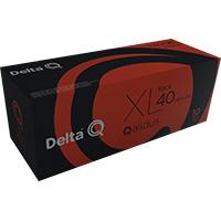 Pack XL Cápsulas Delta Qalidus 40 Unidades