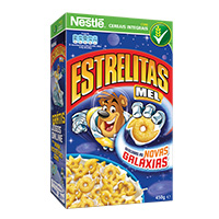Cereais Nestlé Estrelitas 450G