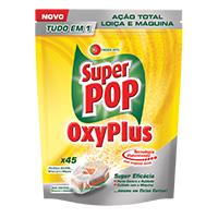 Pastilhas Máquina Loiça Super Pop Oxi Plus 45Unidades