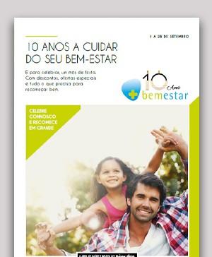 10 anos BemEstar