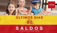 CODE | SALDOS