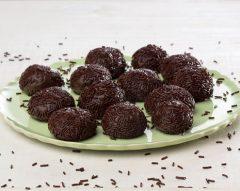 Como fazer brigadeiros de chocolate