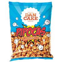 Pipocas com caramelo | Dan Cake 150G