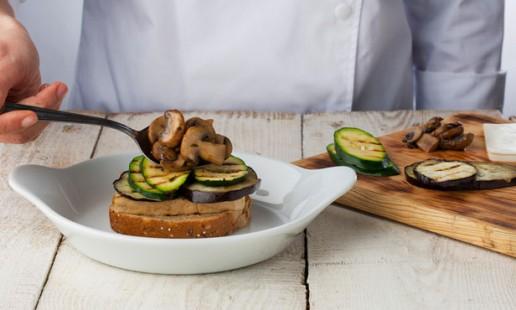 Como fazer uma francesinha... vegetariana!