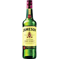 Whisky Irlandês Jameson   70Cl