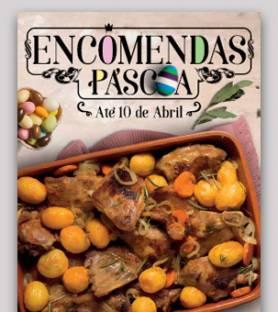 Encomendas Páscoa