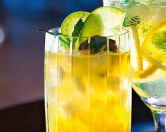Cocktail de maracujá